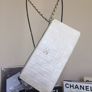 Chanel Lucky Charms🍀 Wristlet/Clutch